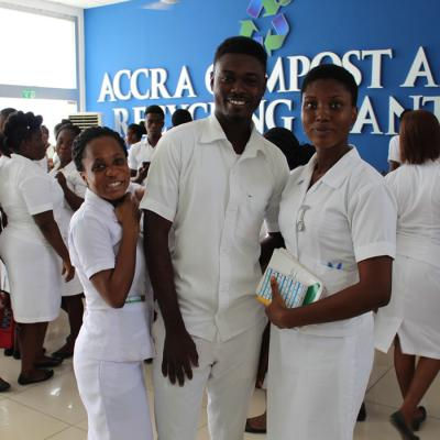 Pentecost University Nursing School